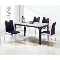(A85)4.3尺人造石餐桌