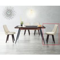 B125旋轉餐椅(單只)