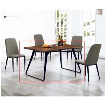(A68)4.3尺餐桌