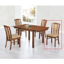 AMORE餐椅(貓抓皮座墊)(單只)