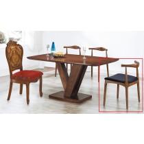 B23白臘木餐椅(單只)