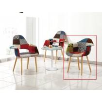 620拼布椅(低背)(單只)