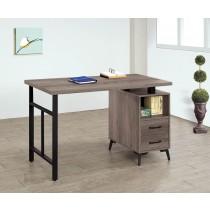 奧蘿拉古橡木色4尺書桌
