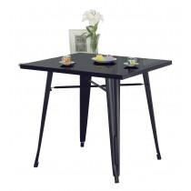 T18烤漆面休閒桌