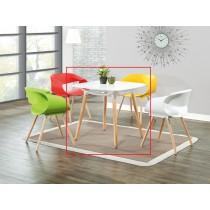 T28白色休閒桌