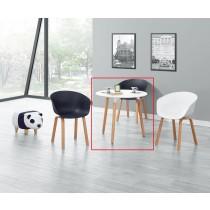 DT02圓形休閒桌(80公分)