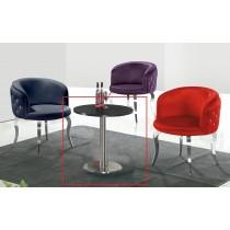 C17白鐵腳座圓桌