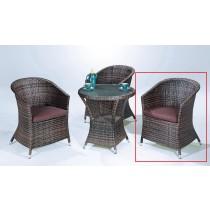 3105藤椅(單只)