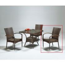 3103型藤休閒椅(單只)