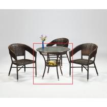 449型藤休閒桌