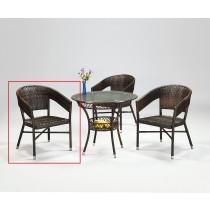 3102型藤休閒椅(單只)