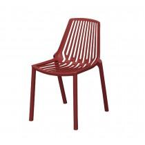 436餐椅 (紅色,綠色)