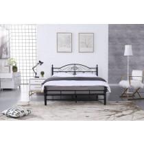 派克5尺雙人床鐵床