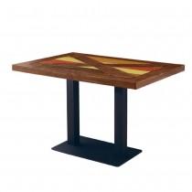 B396型4尺餐桌/休閒桌(共兩色)
