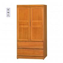 2131型2.7X6尺衣櫥/衣櫃(共兩色)