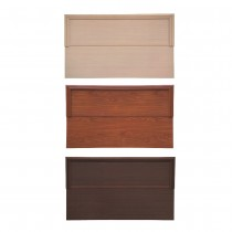 優質6尺六分木心板床片(共三色)