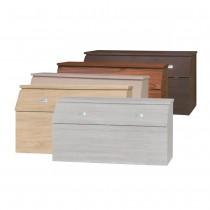 511簡單型5尺床頭箱(共五色)