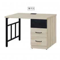 亞倫4尺書桌(DJ01)(共三色)