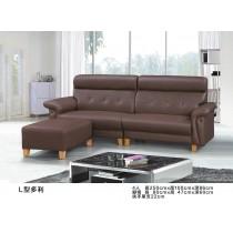 多利L型沙發