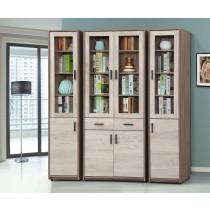 艾妮雅雙色5.3尺書櫃