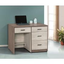艾妮雅雙色3.5尺書桌/辦公桌
