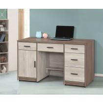 艾妮雅雙色4.4尺書桌/辦公桌