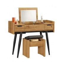 摩德納3.3尺掀鏡化妝台/鏡台(含椅)
