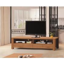 優樂6.6尺電視櫃/長櫃(共三色)