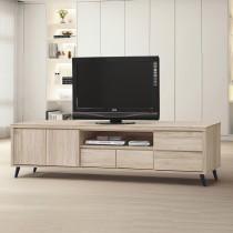 寶雅橡木7尺電視櫃/長櫃(187)