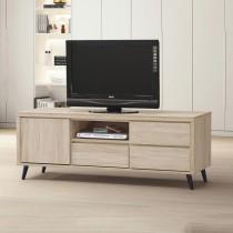寶雅橡木4尺電視櫃/長櫃(184-1)