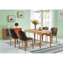凱羅4尺木紋餐桌(不含椅)