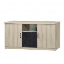 亞倫5.3尺餐櫃/碗盤櫃(711-1)(木面)