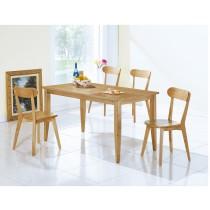 法布斯4.6尺餐桌(不含椅)