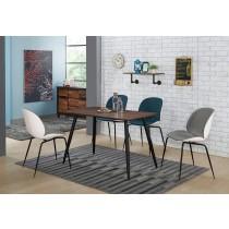 貝尼托4尺餐桌(1桌4椅)(餐椅共兩色)