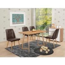 摩納哥4尺餐桌(不含椅)