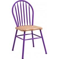 851餐椅(紫色)