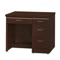 788型3.2尺胡桃色書桌