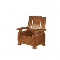 823型實木單人椅