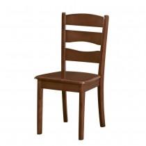 查爾胡桃色餐椅(4入)
