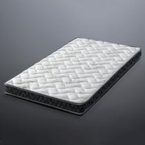 5尺蘭精天絲高碳鋼雙人彈簧床
