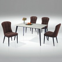 T56型4.3尺餐桌(不含椅)