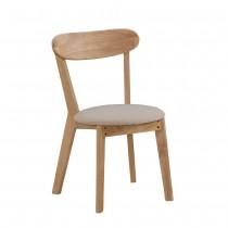 路易斯布餐椅/休閒椅(共兩色)