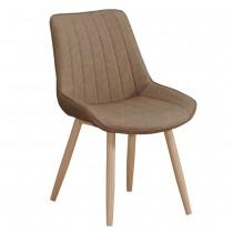 艾森皮餐椅/休閒椅(共三色)