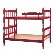 紅木4尺雙層床(302)