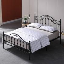 摩根5尺雙人鐵床(共兩色)