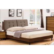 卡爾頓6尺床頭箱床台(805+803)(不含床頭櫃)