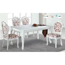 (816)5.3尺餐桌(1桌4椅)
