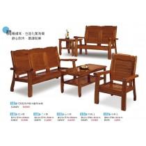720型南洋檜木雙人椅