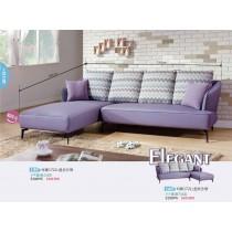 可娜1721L型沙發