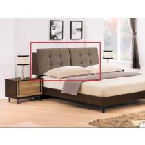 卡爾頓6尺床頭箱(805)
